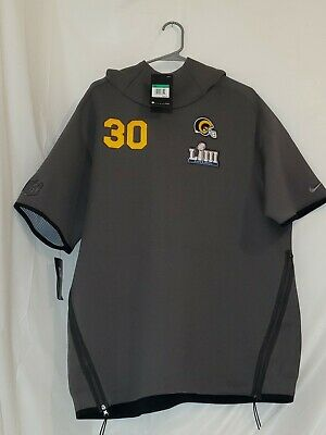 86fe0258 AARON DONALD LOS Angeles Rams Nike Youth Super Bowl LIII Bound Game ...