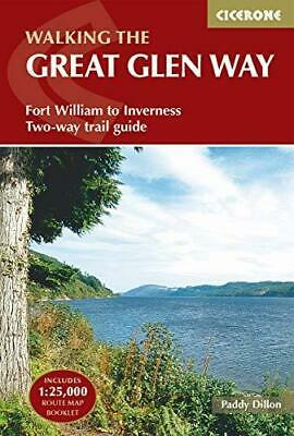 The Great Glen Way: Fort William to Inverness Two-way trail guide by Paddy...