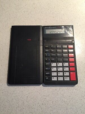 Calculadora Texas Instruments TI-32 10 Digits Scientific Calculator