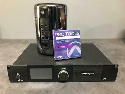 AVID PRO TOOLS 12 2019 12 8 3 Annual Subscription Software