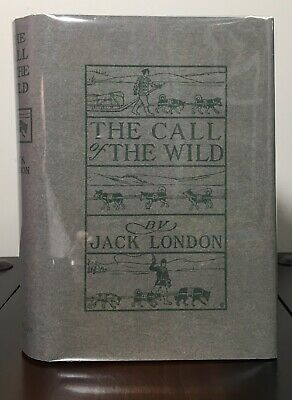 THE CALL OF THE WILD | Jack London | 1st ed & 1st print | July 1903 | VG