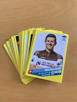 Tour de France PANINI Stickers 2019 CHOOSE FROM LIST!