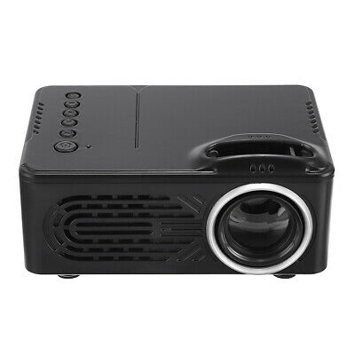 Rigal RD - 814 LED Mini Projector 30 Lumens 2.0 inch LCD TFT Display Photo Music