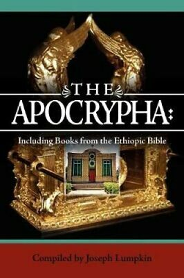 The Apocrypha Including Books from the Ethiopic Bible 9781933580692 | Brand New