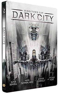 Dark City Steelbook Blu Ray Director's Cut Neuf Sous Blister