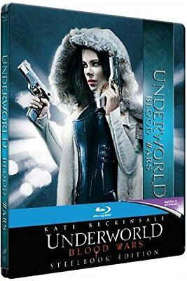 Underworld Blood Wars Steelbook Blu Ray Neuf Sous Blister