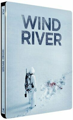 WIND RIVER Steelbook Blu Ray NEUF SOUS BLISTER