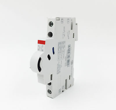 H● ABB S2C-H11R Auxiliary Contact Auxiliary Switch.