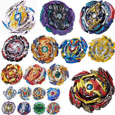 Beyblade Brust GT Metal Fusion God Spinning Top BeyBlade Launcher Grip Toy Gift