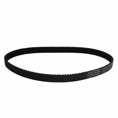 H● HTD5M 125 Teeth Engine Timing Belt Rubber Geared-Belt 625mm Girth 15mm Width.