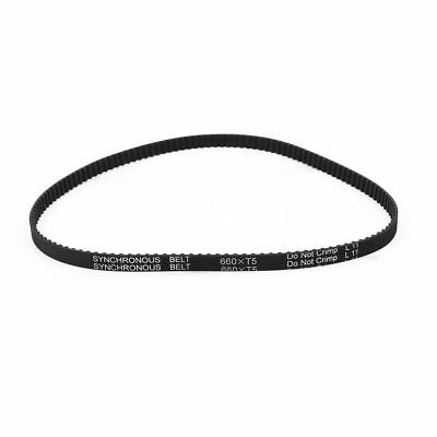 H● Table Saw Rubber Timing Belt 132 Teeth 10mm Width 5mm Pitch T5x660.