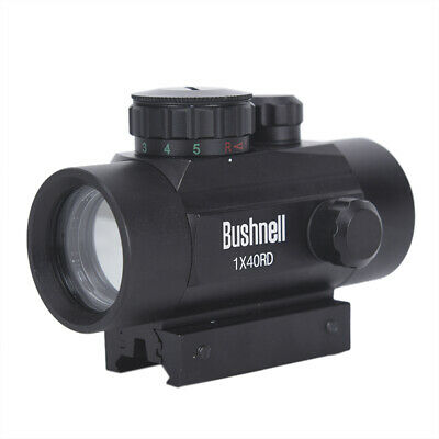 1X40 Red Dot Sight Scope Optic Hunting Riflescope With 11/20MM Rail For Rifle