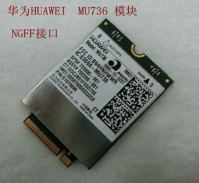 New Sony 3G WWAN NGFF Wifi Card Board HUAWEI 1-458-674-11 MU736 145867411