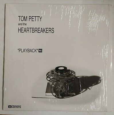 Tom Pettty & The Heartbreakers Playback Laserdisc  USA 1995 NTSC