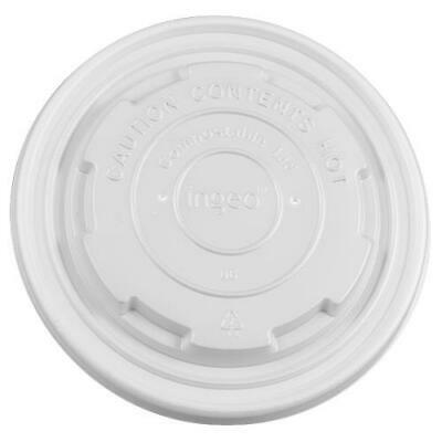 Karat Earth - KE-KDL114 - 12-16 oz Paper Food Container Lids