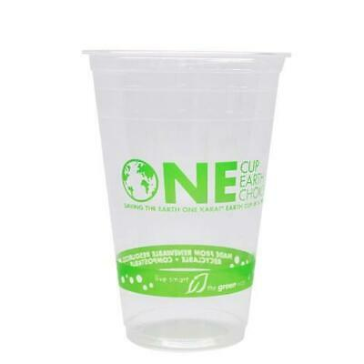 Karat Earth - KE-KC20G - 20 oz PLA Cups