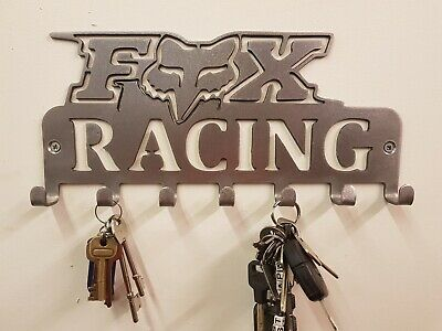 Fox Racing Key / Coat Gear Holder hook Yamaha Honda Suzuki KTM Aprilia Kawasaki