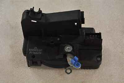 Vauxhall Vivaro Left Rear Door Lock 91166224 DL