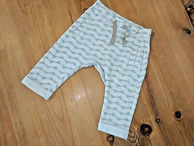 Baby Boys Beige Ex Store Joggers, 0 - 18 Months Sweat Pants