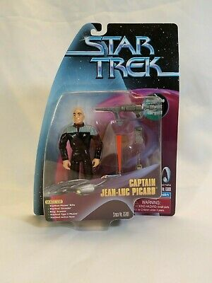 Playmates Star Trek Movie Picard - Starfleet Command - Target #013887