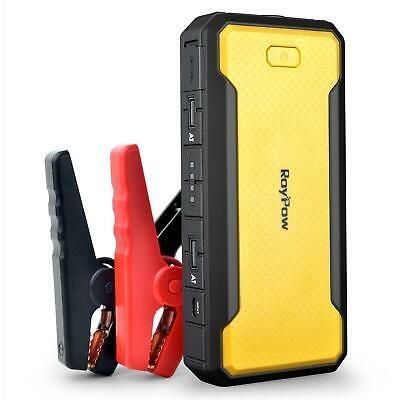 Roypow J12 Multi-Functional Car Jump Starter Auto Battery Smart-Fast Charger