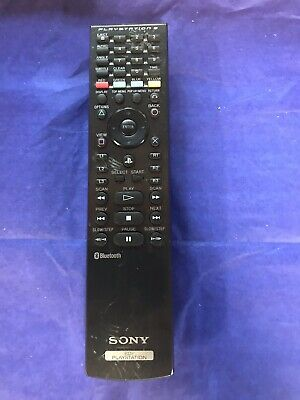 Playstation 3 PS3 Official Sony BD Bluetooth Blu-Ray Dvd Remote Control Genuine