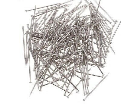 Large Quantity2x50g straight pins 28mm sewing Art craft office Taylor dressmaker