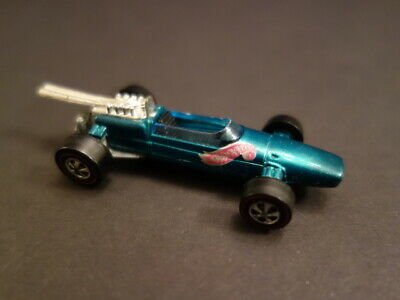 1969 HOT WHEELS Redline BRABHAM REPCO F-1 PURPLE Mattel Car