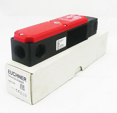 H● EUCHNER Safety Switch 084139 TP4-4121A024M.