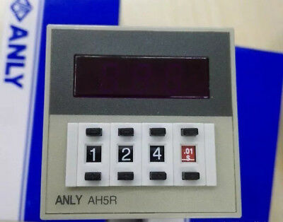 H● ANLY Time Relay AH5R-2 220V.