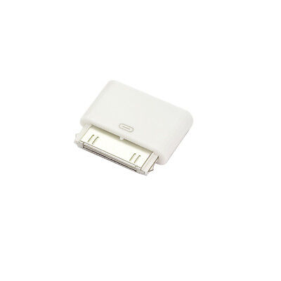 Lightning Dock to Micro USB Connector Adaptor Converter 30pin Male to Micro USB