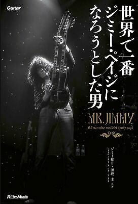 new A Man Who Was Trying To Become The Best Jimmy Page In The World (Guitar mag