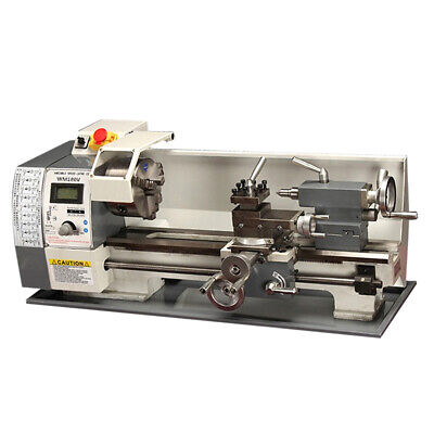 TECHTONGDA PRECISION METAL Lathe Mini DIY Lathe 750W