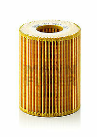 Oil Filter fits HONDA CIVIC Mk7 1.7D 02 to 05 4EE-2 Mann 15430PLZD00 Quality New