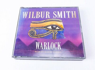 Wilbur Smith Warlock Audio Book/ CD