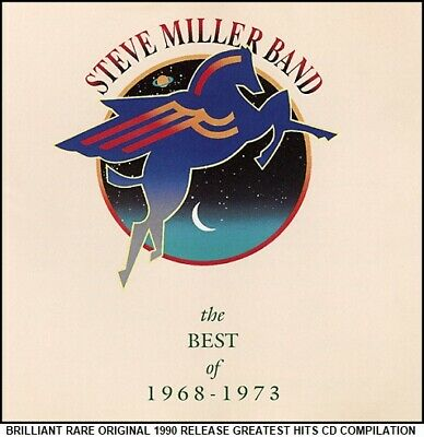 Steve Miller Band Very Best Essential Greatest Hits Collection 1968-1973 RARE CD