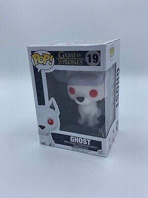 Funko Pop! Game of Thrones Ghost #19 With Pop Protector