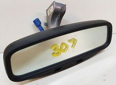 Peugeot 307 Auto Dimming Rear View Mirror
