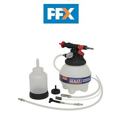 Sealey VS0215 Pneumatic Brake Bleeder