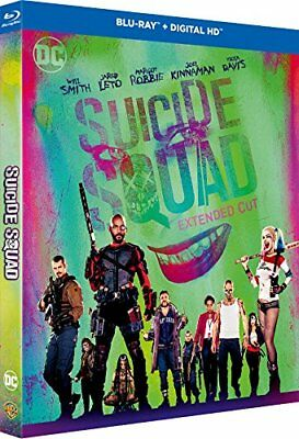 Suicide Squad Blu Ray Neuf Sous Blister