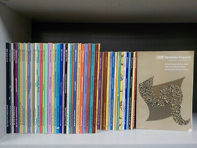 IBM Systems Journal - 54 Magazines Collection! (ID:5611)