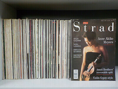 The Strad - 85 Magazines Collection! (ID:5623)