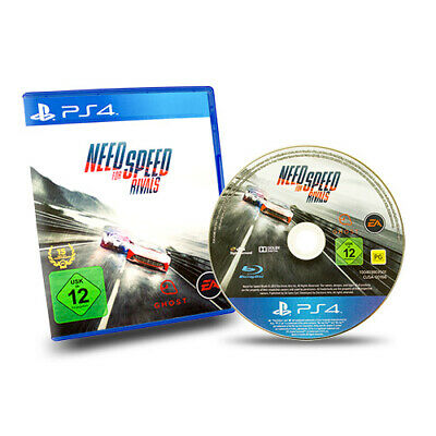 PS4 Playstation 4 Spiel Need for Speed Rivals in Ovp
