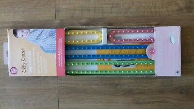 Boye Knifty Knitter Long Loom Set