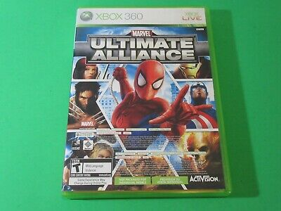 MARVEL: ULTIMATE ALLIANCE * Xbox One Digital Game Download - $999 97