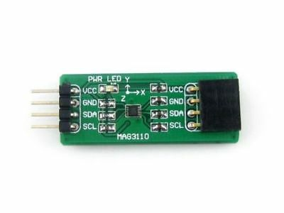 H● MAG3110 3-Axis Digital Magnetometer I2C Interface Development Board Module.