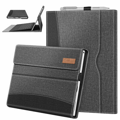 Fintie For Microsoft Surface Pro 7 6 5 4 12.3'' Multi-Angle Case Cover w/ Pocket