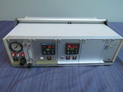 "Wave  Bioreactor 19"" rack with CO2 Controller Heater and Gas pump GUARANTEED"
