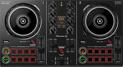 Mixer DJ Pioneer USB 2 Canali Console DJ compatibile Windows Mac 8002257 DDJ-200