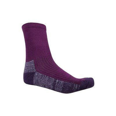 Mountain Warehouse Socks Isocool Fabric with Cotton Blend and Durable Build